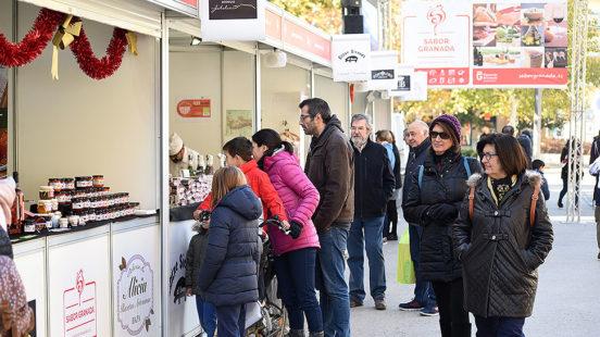 'Sabor Granada' se acerca a los granadinos