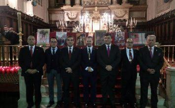 Cinco ciudades andaluzas promocionan su Semana Santa en Madrid