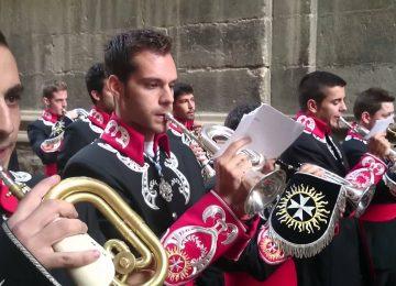 Jesús Despojado tocará el Miércoles Santo en Málaga