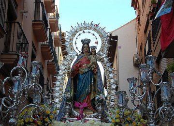 Pregonero para María Auxiliadora