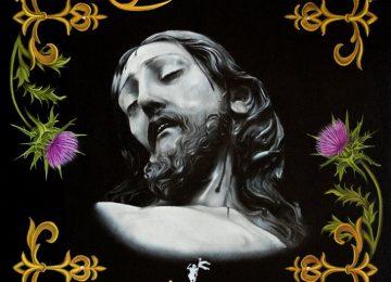 HUÉSCAR. Cartel Semana Santa 2018