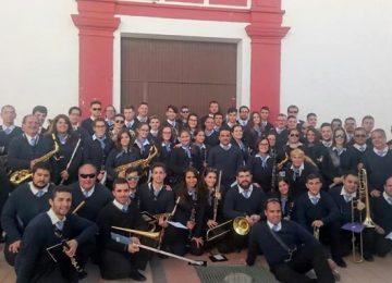 Santa María del Triunfo cambia de banda