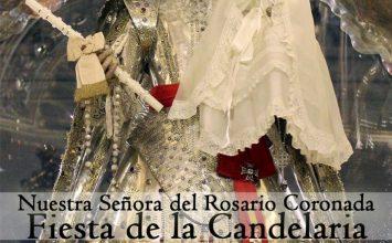 Festividad de La Candelaria en Santo Domingo