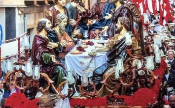 GRANADA. Horarios Semana Santa 2018