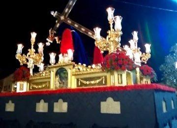 CHURRIANA. Hoy procesión del Nazareno