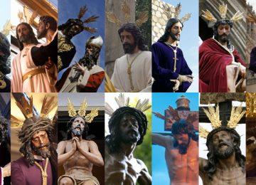 Los vía crucis de la Cuarema de Sevilla