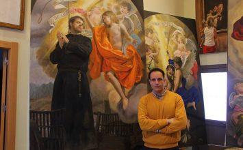 Raúl Berzosa pintará el cartel del Rocío 2018