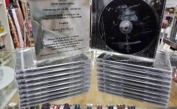 LOJA. Presentado el nuevo disco de la Banda de Música