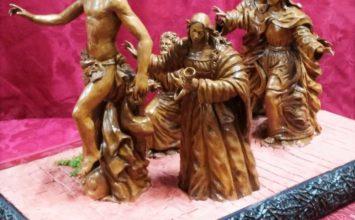 10 de marzo: bendición de las imágenes del Resucitado