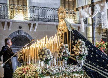 MOTRIL. Horarios Semana Santa 2018