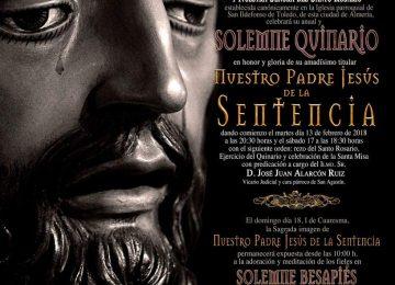 Cultos de la cofradía de la Macarena de Almería