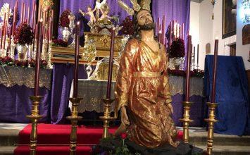 Hoy, vía-crucis oficial de la Semana Santa de Granada