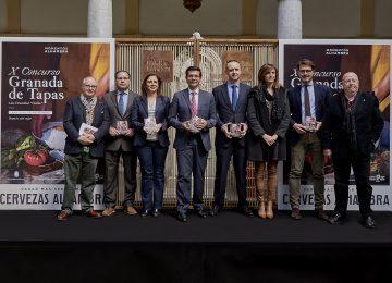 Concurso 'Granada de tapas'