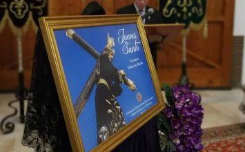 MOTRIL. El Nazareno presentó su cartel