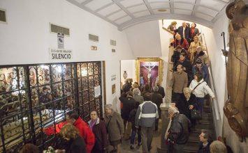 Miles de personas visitaron a Fray Leopoldo