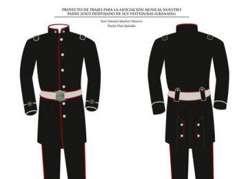 Nuevos uniformes para la banda del Despojado