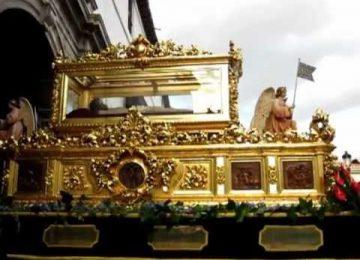 BAZA. La Federación de Cofradías organizará la procesión del Santo Sepulcro