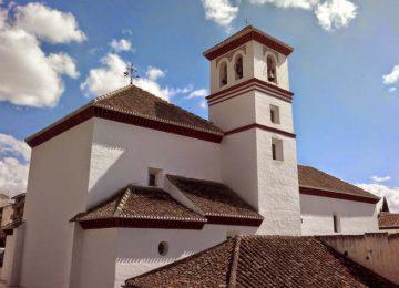 LA ZUBIA. Alejandro Vílchez pregona al Nazareno