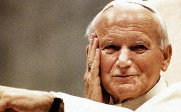 Sangre de Juan Pablo II para Granada