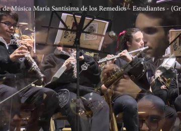 La Banda de los Remedios, el Jueves Santo en Estepona