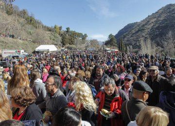 Granada celebra San Cecilio