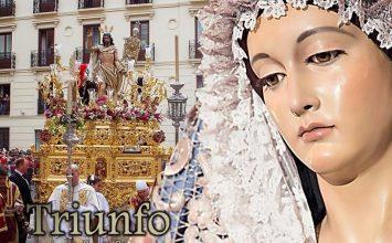 Marcha de La Estrella para Santa María del Triunfo