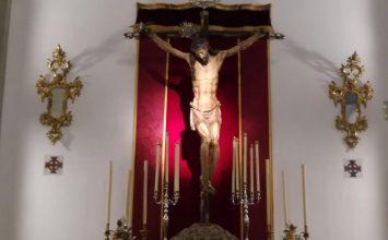 El Cristo de la Salud vuelve al culto