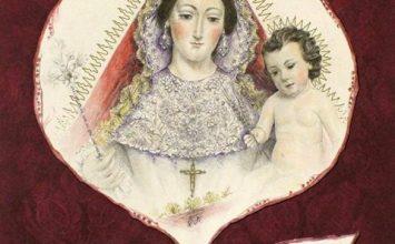 Cartel anunciador de Ntra. Señora de la Granada