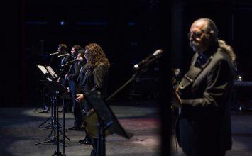 El espectáculo cofrade de Cantores de Hispalis llega hoy a Granada