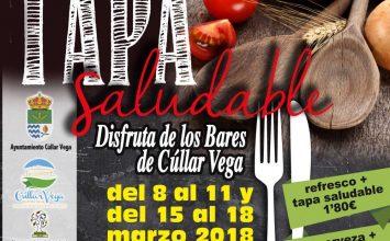 Feria de la Tapa Saludable en Cúllar Vega
