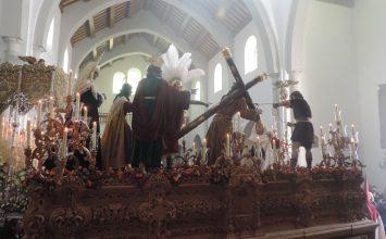 Pregonero para la Semana Santa del Zaidín