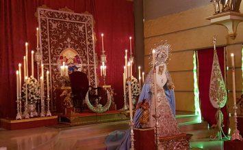 Celebrado el treinta aniversario de Santa María del Triunfo