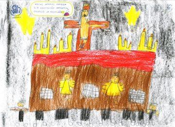 Premios del concurso infantil de Federación