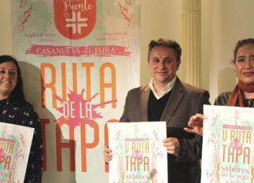 Concurso de tapas en Casanueva-Zujaira