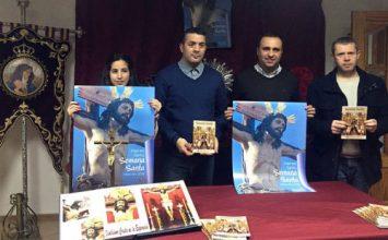 ALHENDÍN. Presentado el cartel de Semana Santa