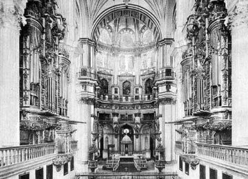 Hoy podrá oírse el Miserere de Granada