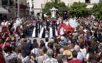 ALMUÑÉCAR. Difusión de su Semana Santa