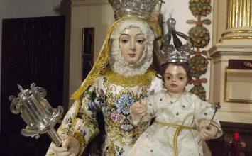 LA ZUBIA. La Virgen de Gracia en mayo