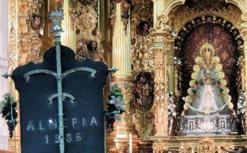 Cultos de la hermandad del Rocío de Almería