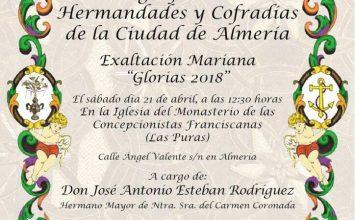 Pregón de las Glorias de Almería