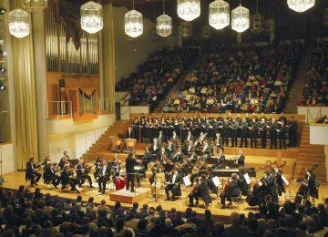 Hoy, Stabat Mater en el Auditorio Manuel de Falla