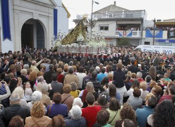 CHAUCHINA. Hoy, procesión de la Virgen del Pincho