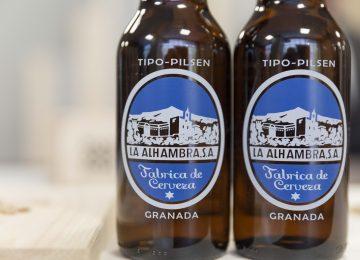 Imagen del recuerdo para Cervezas Alhambra