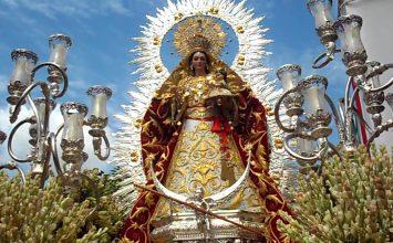 Madrina para la Virgen de la Granada