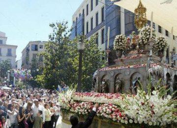 Reunión de los costaleros sacramentales