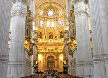 Cultos al Santísimo en la Catedral