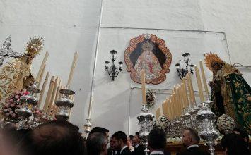 Albaicín mariano con Aurora y Esperanza