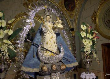 CHURRIANA DE LA VEGA. Formación en la hermandad patronal