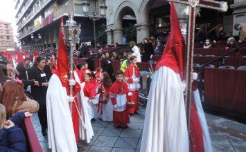 Francis Barroso, hermano mayor de la Santa Cena