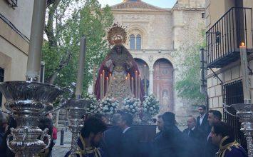 La Virgen de las Penas abre el mes de mayo